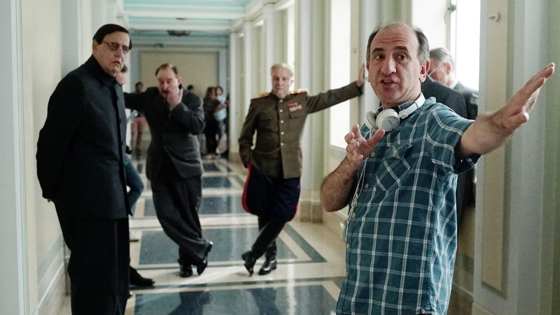 Armando Iannucci on the Tragedy and Comedy of 'The Death of Stalin'