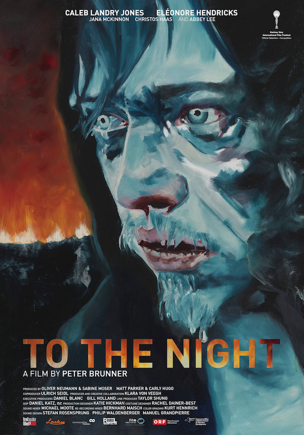 to-the-night-poster