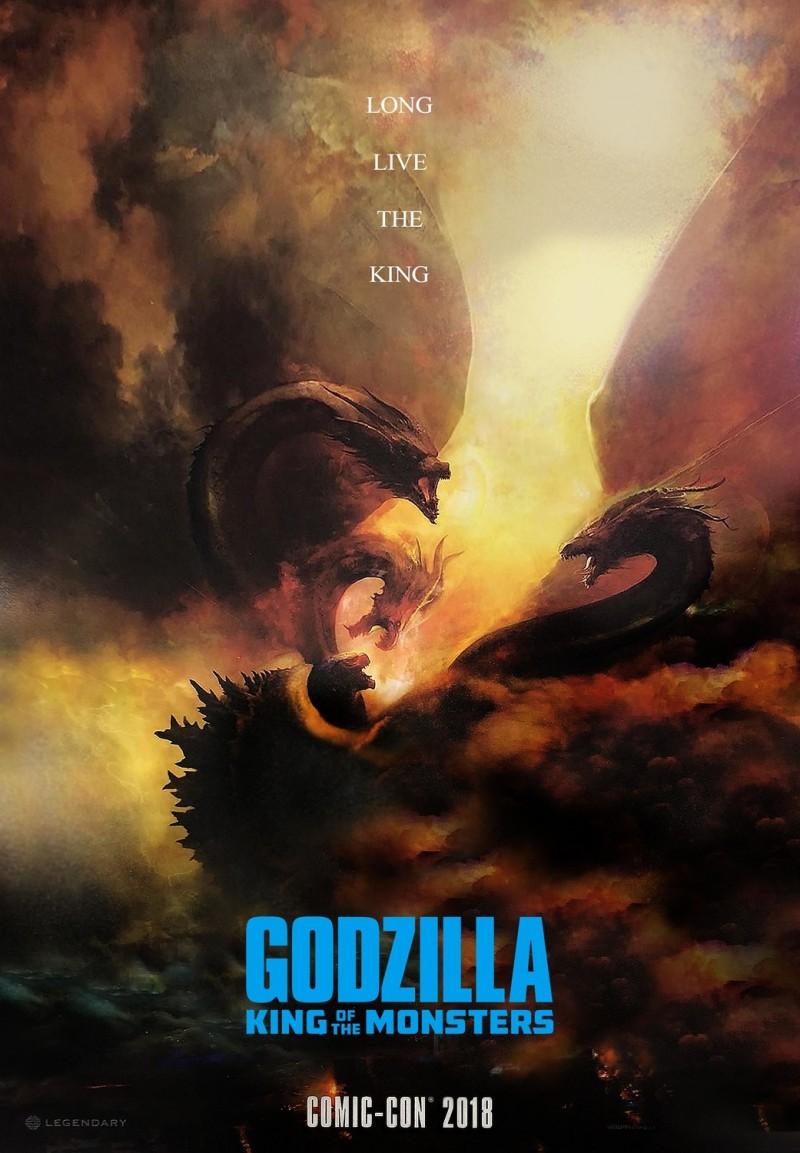 Godzilla King Of The Monsters Stream