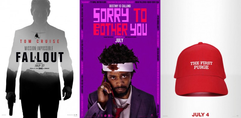 The Best & Worst Posters of July
