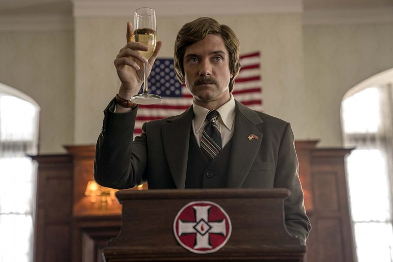 Topher Grace on Portraying the Racism of Today in 'BlacKkKlansman,' Spike Lee's Brilliance, and the 'Ocean's Thirteen' Cameo He Couldn't Shoot