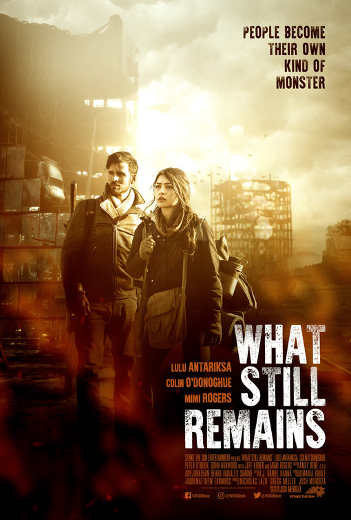 Review: 'What Still Remains' Puts a Fresh Spin on the