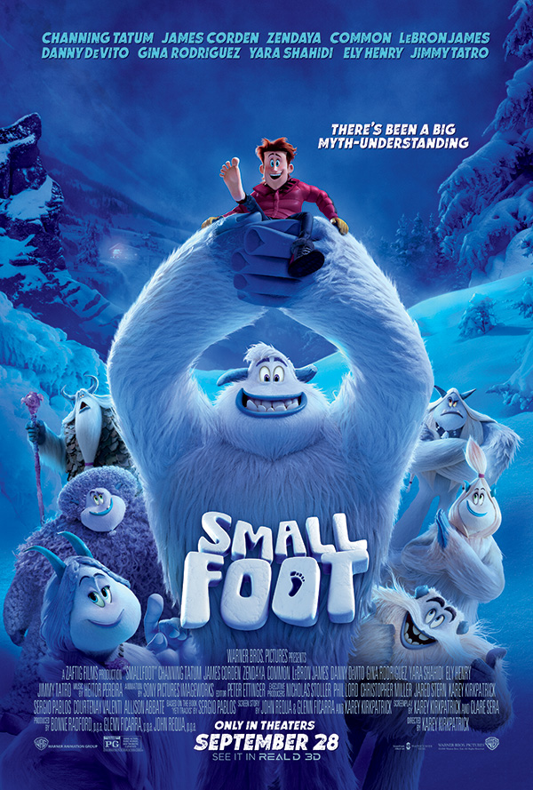 Smallfoot Stream