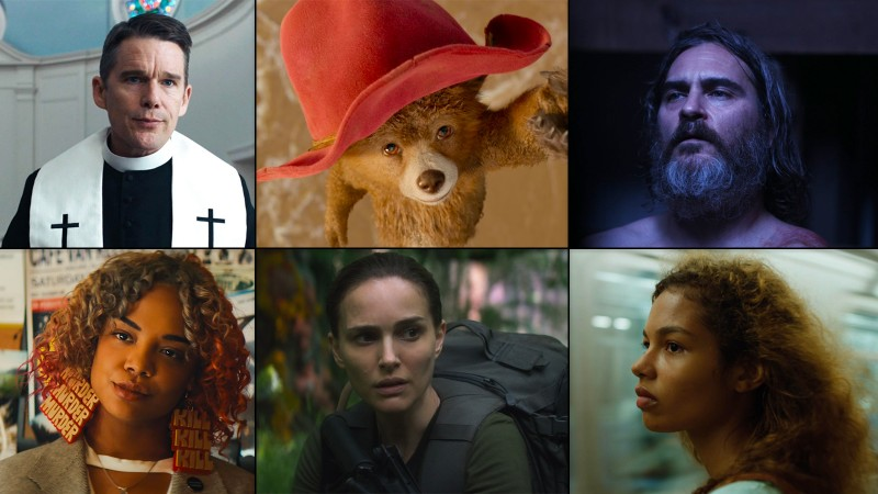 Where to Stream the Best Films of 2018