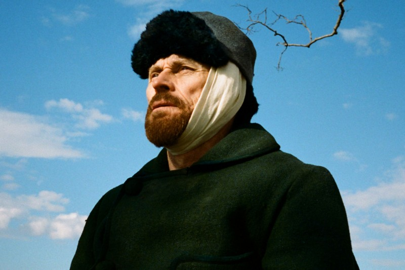 Willem Dafoe on Vincent van Gogh's Spirituality and Learning to Paint for 'At Eternity's Gate'