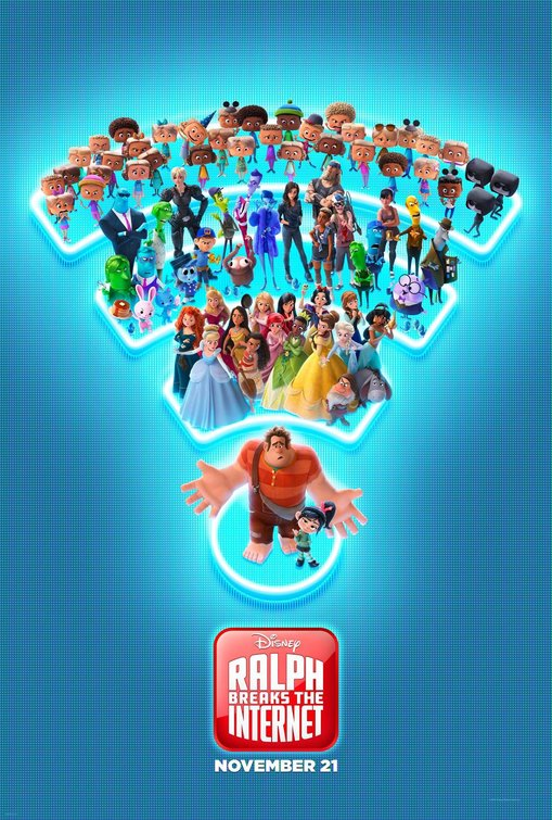 Review Ralph Breaks The Internet Is A Lackluster Sequel With A
