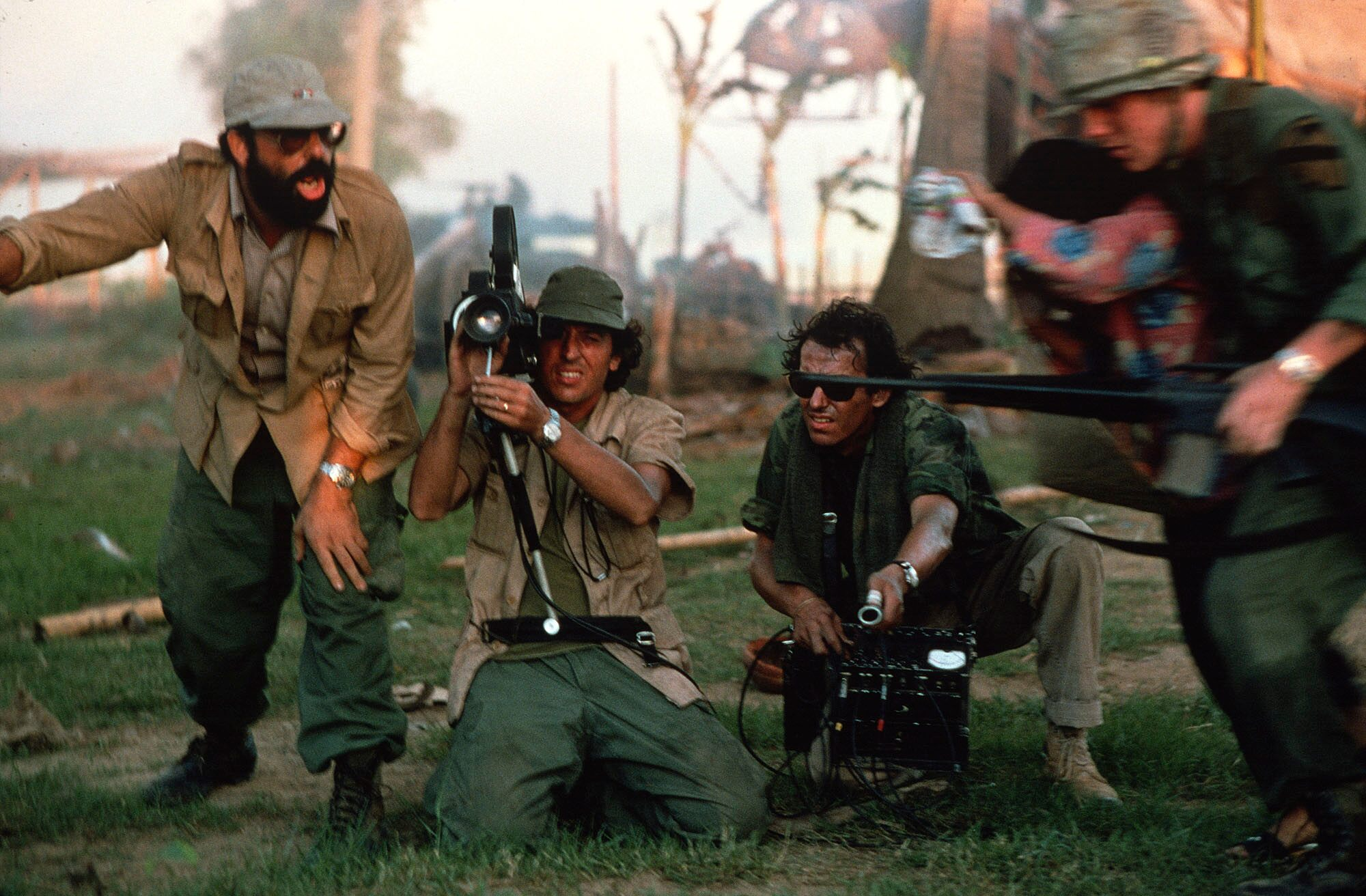 Francis Ford Coppola Debuts 'Apocalypse Now: Final Cut' at the Tribeca Film Festival