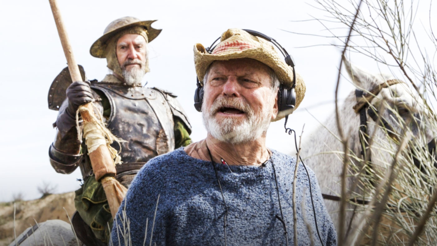 Terry Gilliam on the Evolution of 'The Man Who Killed Don Quixote' and Weight of Expectations