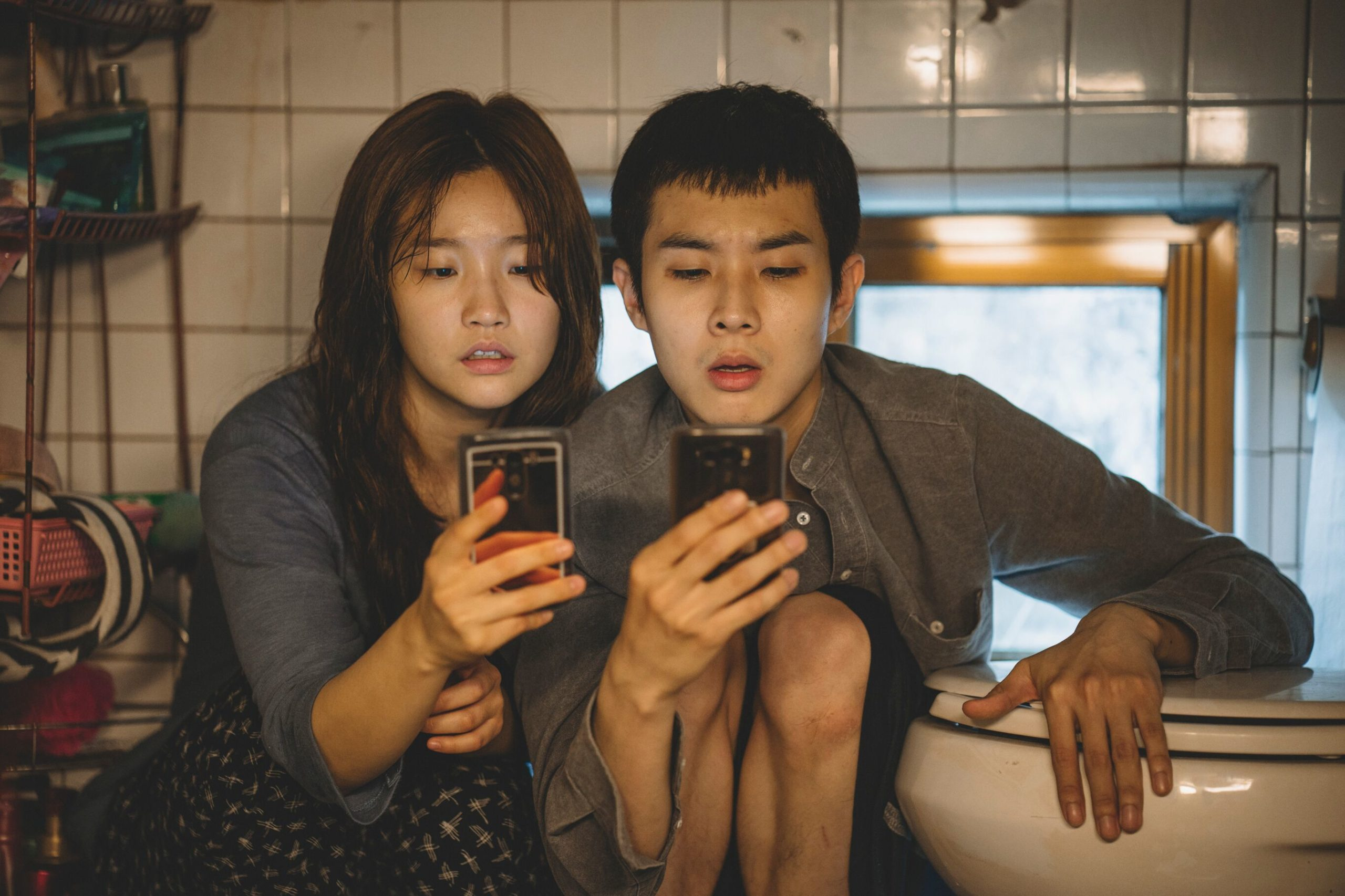 Parasite' Stars Park So-dam and Choi Woo-shik on Breaking Barriers and  Cultural Differences