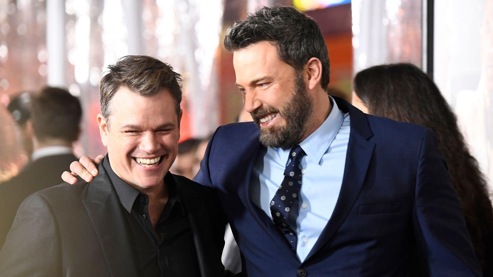 Matt Damon to Reteam w...