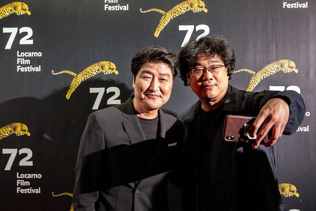 Bong Joon-ho & Song Kang-ho on 'Parasite,' Mixing Darkness and Comedy, and Cinematic Influences