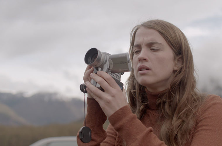U S Trailer For Quentin Dupieux S Deerskin Starring Jean Dujardin And Adele Haenel Deerskin