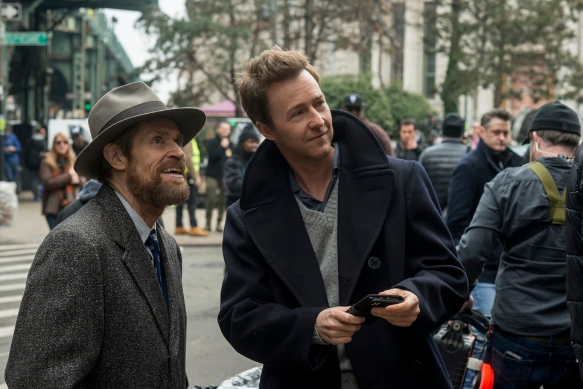 Edward Norton on the Journey of 'Motherless Brooklyn,' Alec Baldwin as Trump, and 'Star Wars'