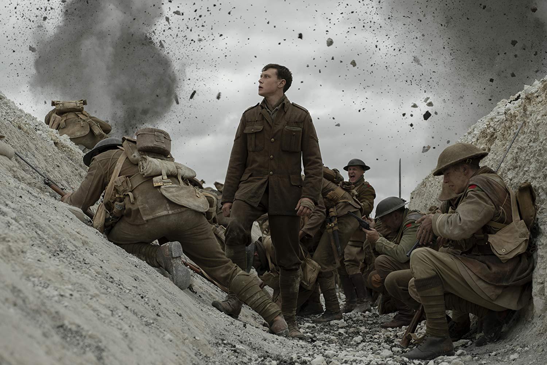 '1917' Review: Sam Mendes Crafts a Stirring Single-Take World War I Epic