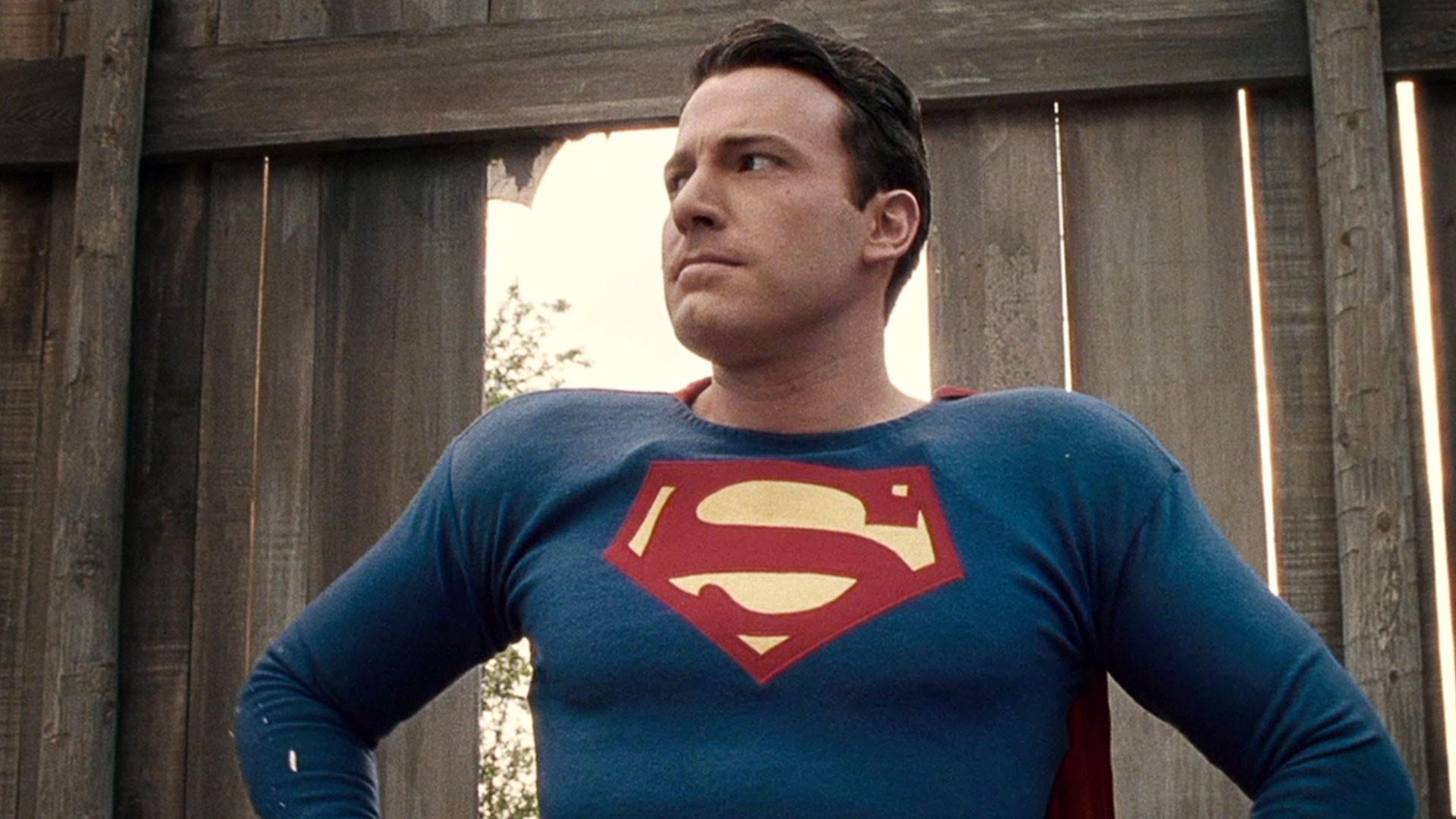 Ben Affleck Superman