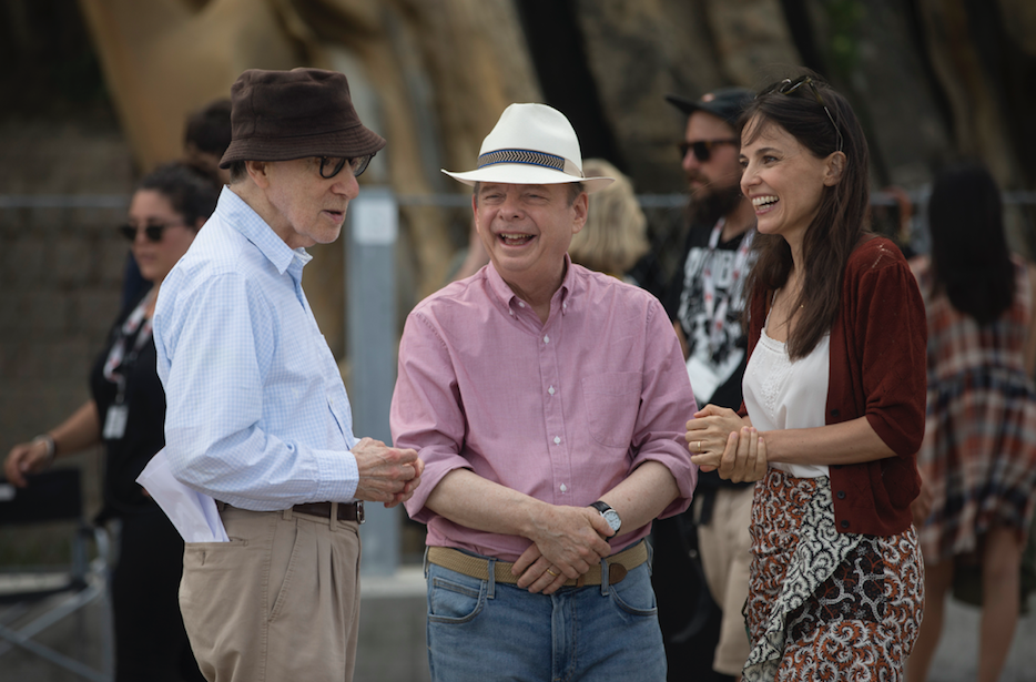 First Look at Woody Allen's Rifkin's Festival, Set for Fall ...
