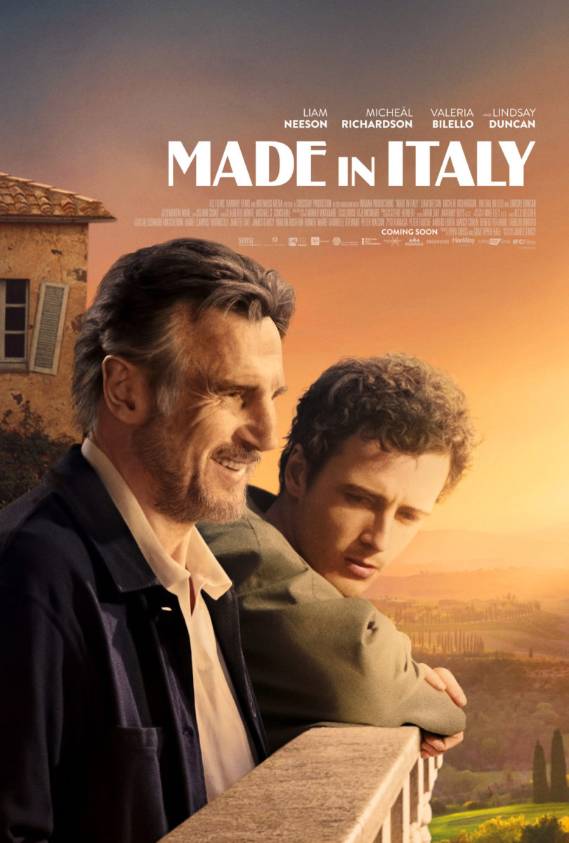 Made in Italy Trailer: Liam Neeson Heads to Tuscany in ...