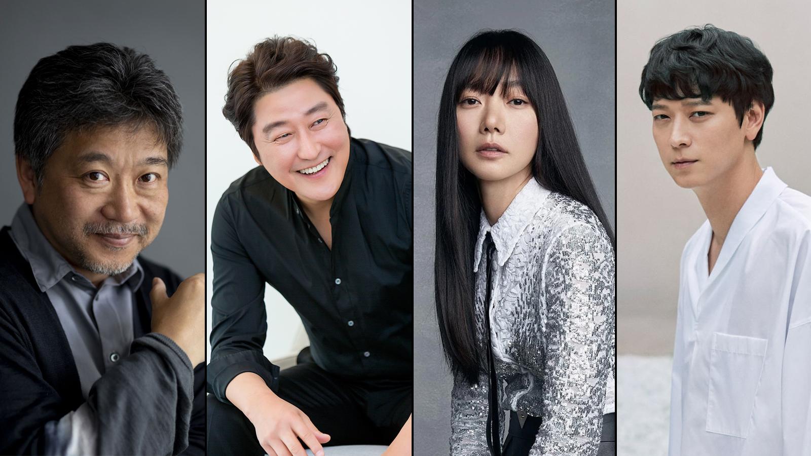 Hirokazu Kore Eda S Next Film Is A Korean Drama Starring Song Kang Ho Bae Doona Kang Dong Won